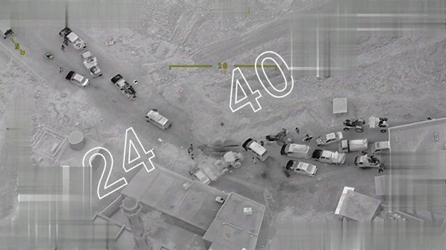 Afrin'de halk terör engellerini böyle aştı!