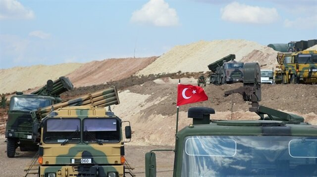Turkish army moves to Aleppo to set observation points