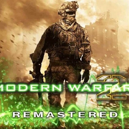 Call of Duty MW2 Remastered Amazon'da ortaya çıktı