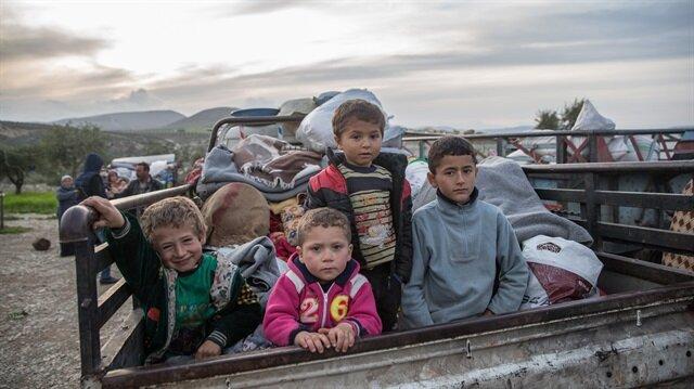 مدنيون من عفرين يفلحون بالفرار من الإرهابيين إلى مناطق يؤمنها الجيش التركي