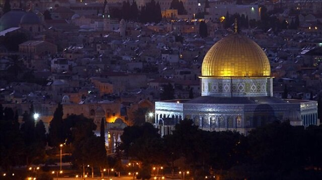 Palestine slams Israeli call for Jerusalem embassy move
