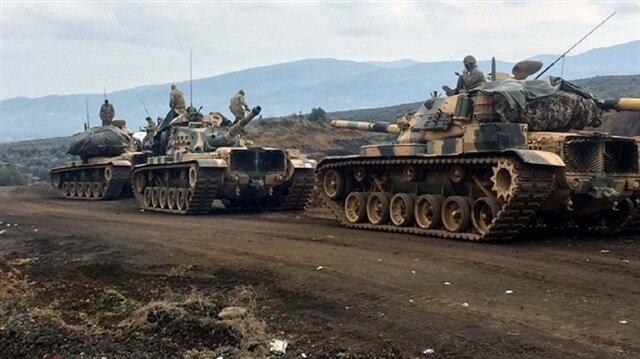 الجيش التركي يُعلن حصار عفرين من كل الجهات