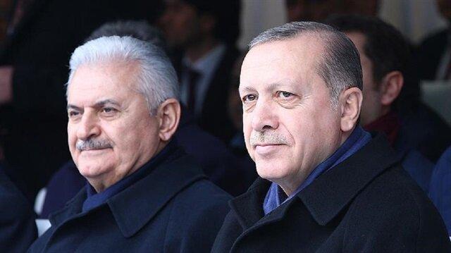 أردوغان ويلدريم يهنئان بالذكرى الـ 103 للانتصار بمعركة