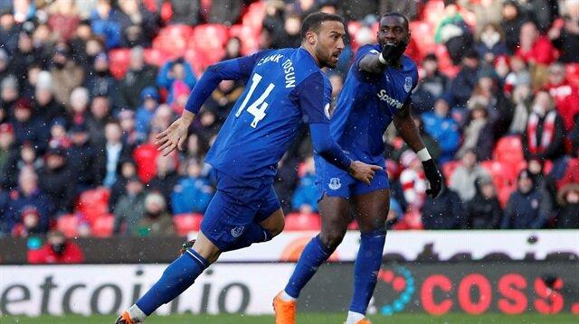 Stok City 1-2 Everton (Özet)