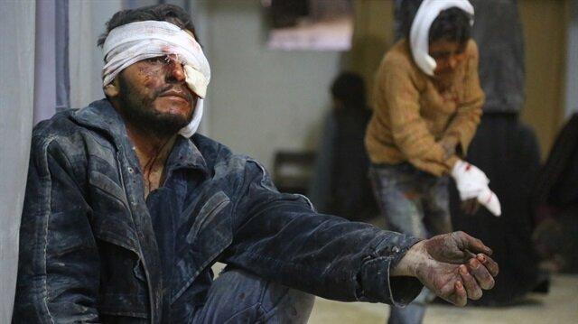 Doğu Gutalı STK'lardan BM'ye 'ateşkes' çağrısı
