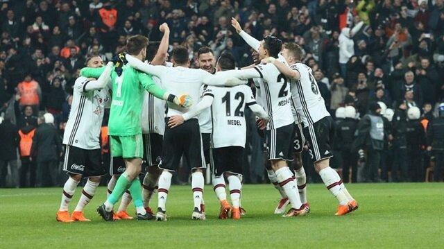 Beşiktaş'ta 6 isim ceza sınırında