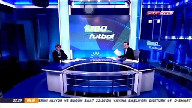 NTV Spor böyle veda etti