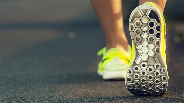 Kalp ve beyin sağlığınız için yürüyüş yapın