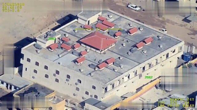 İşte Afrin'de vuruldu denilen hastane