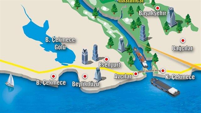 Kanal İstanbul patlama yaşatacak