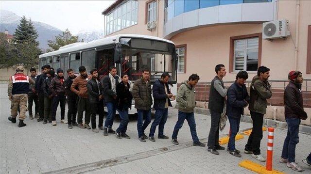 Pakistanis among over 260 undocumented migrants held in Turkey
