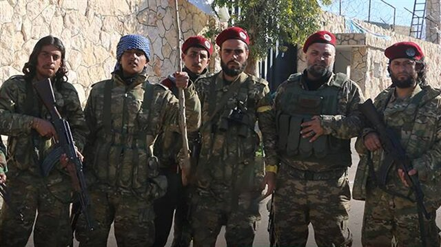 TSK ve ÖSO Afrin merkez cezaevine girdi