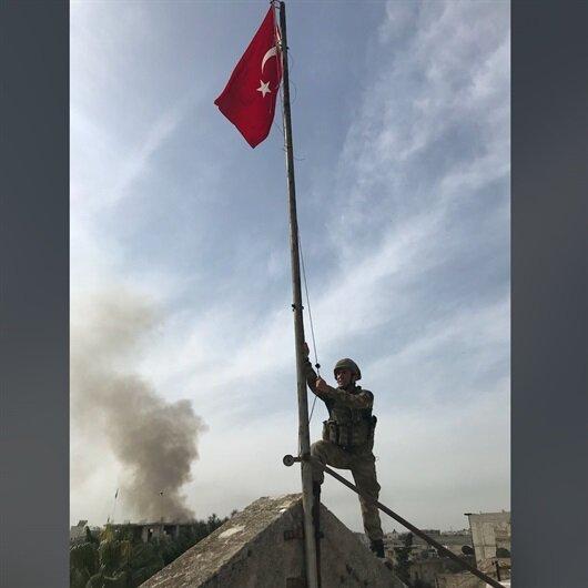 Afrin'den Çanakkale'ye zafer hediyesi