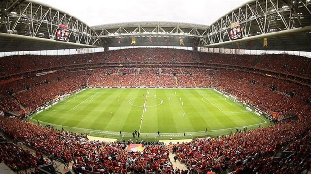 Galatasaray'dan 'desibel rekoru' paylaşımı