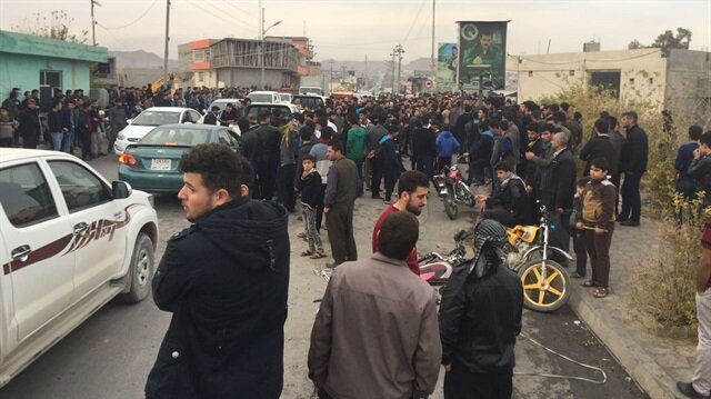 Iraqis protest collapse of services in Baghdad