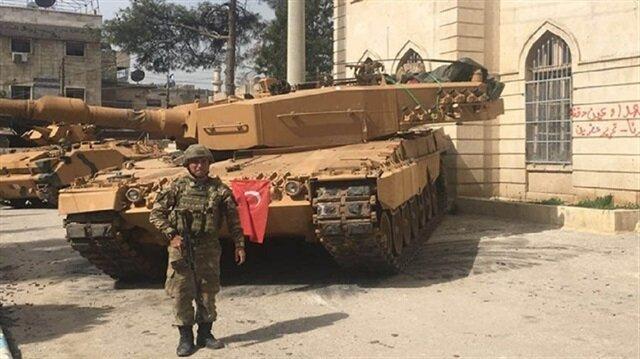 المساجد في ريف حلب تصدح بالتكبيرات ابتهاجاً بتحرير عفرين