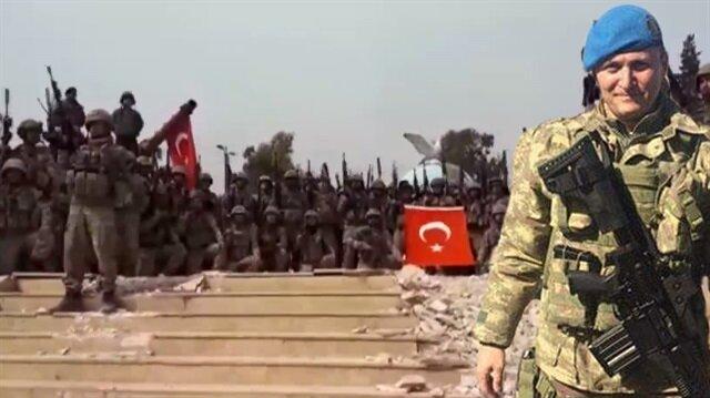 Mehmetçik'ten Afrin'de 'komando andı'