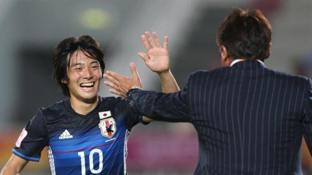 Galatasaray ikinci Japon yıldızın peşinde