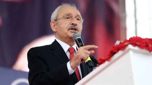 'Afrin'e girmeyelim' diyen Kılıçdaroğlu ağız değiştirdi