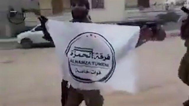 ÖSO Afrin'e girdi! İşte ilk görüntüler...