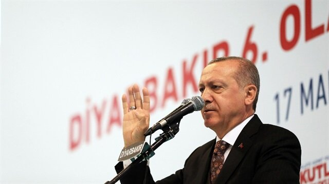 أردوغان يعلن السيطرة الكاملة لقوات