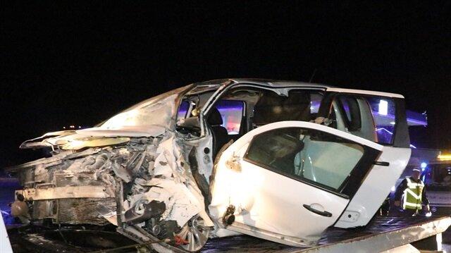 Bolu'da trafik kazası: Cumhurbaşkanı Erdoğan'ın kuzeni ağır yaralandı
