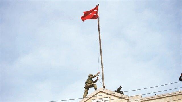 الجيش التركي يحرر