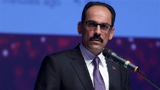 متحدث الرئاسة التركية: إرساء الأمن في عفرين هدفنا في المرحلة المقبلة