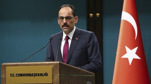 'Still work to do' in Afrin: Turkish presidential aide
