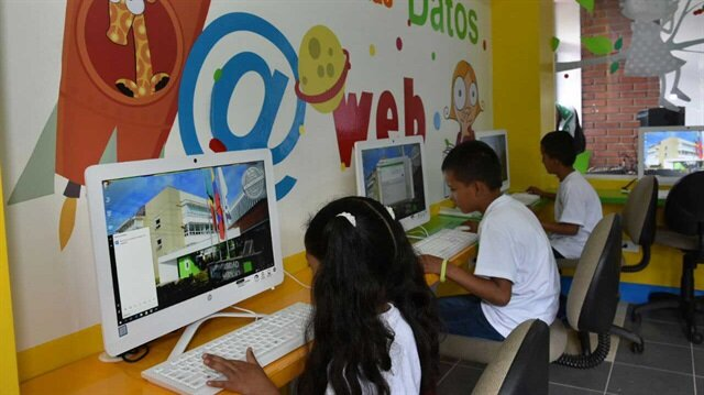 Turkey aids Colombian university's child studies effort