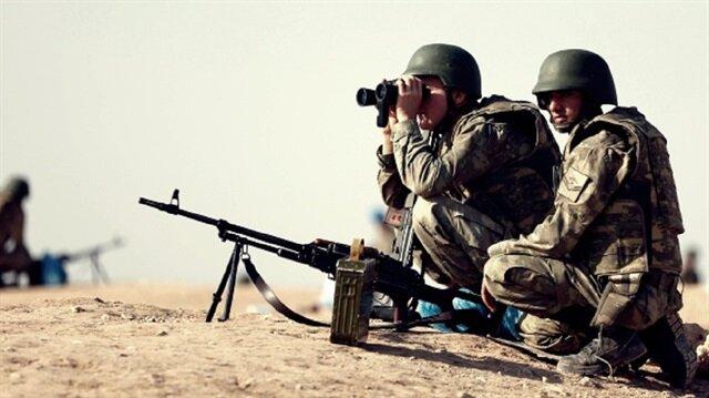 الجيش التركي يحيّد إرهابيا من