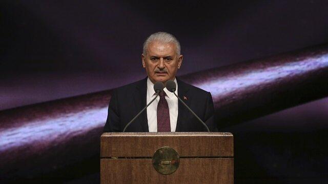 يلدريم: لا يحق لمن سلحوا المنظمات الإرهابية التفوه بكلمة ضد تركيا
