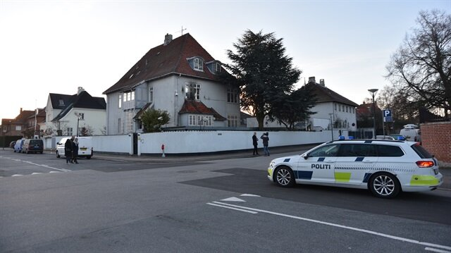 Turkish embassy in Denmark attacked with petrol bombs