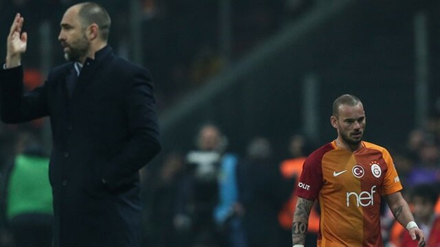 Igor Tudor'dan Sneijder itirafı