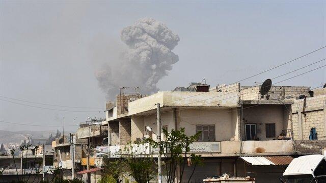 Bomb blast in Syria's Afrin kills seven civilians, four FSA soldiers
