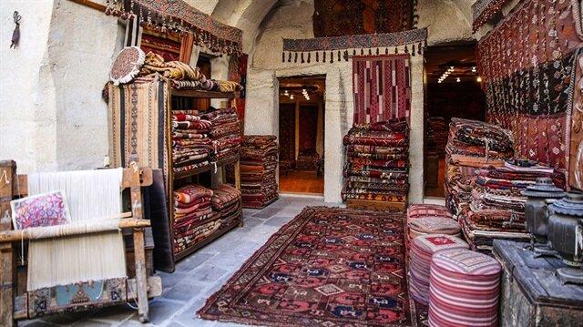 تركيا الثانية عالميّا بتصدير السجاد والسعودية الأولى في استيراده