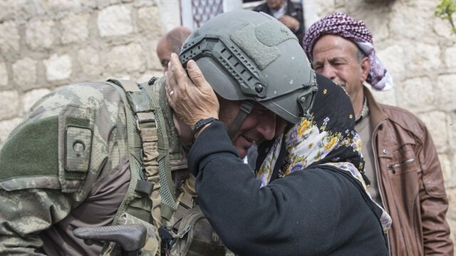 Afrin Son Durum: Afrin merkezi kontrol altına alındı.
