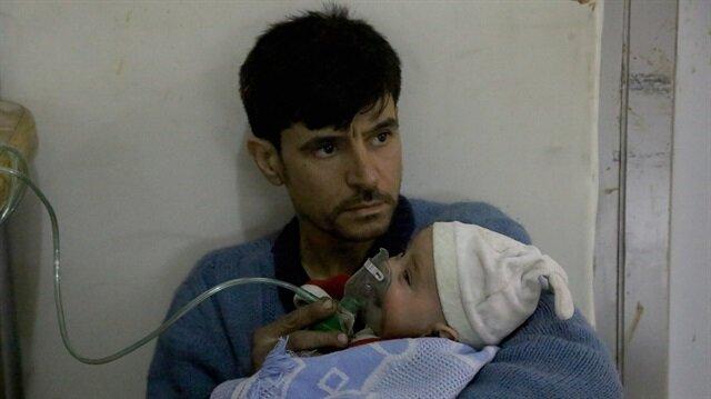 Esed Doğu Guta'ya ölüm yağdırmaya devam ediyor: 59 sivil öldü