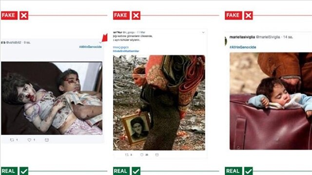 PYD/PKK continues smear campaign against Afrin op