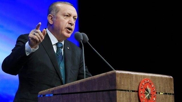 Turkey to restore peace to Afrin 'soon,' says Erdoğan