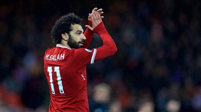 Salah'ın her golüne 11 dakika hediye