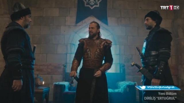 Ertuğrul Bey Osmanlı Devleti'ni böyle müjdeledi
