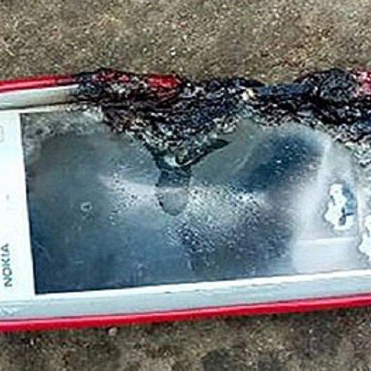 Patlayan Nokia telefon ölüme neden oldu