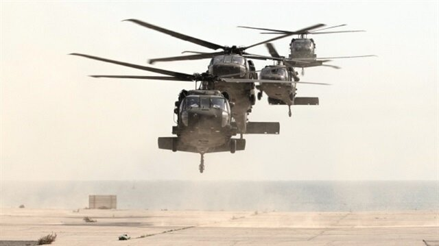 US builds new military base in oil rich Deir ez-Zor
