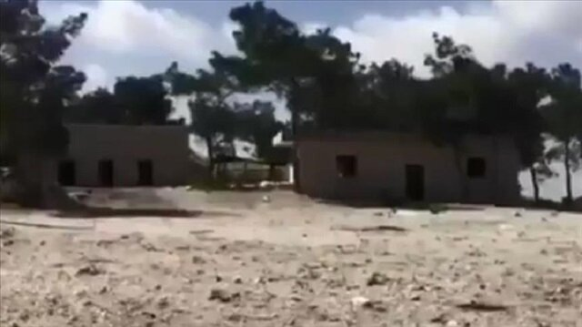 Footage shows PKK training camp for kidnapped children