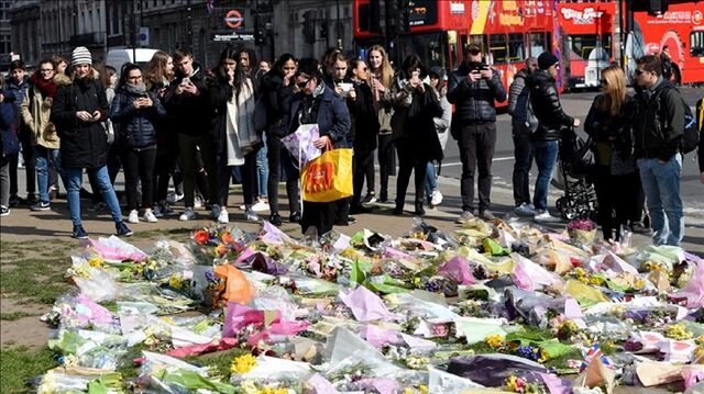 UK remembers victims on Westminster attack anniversary