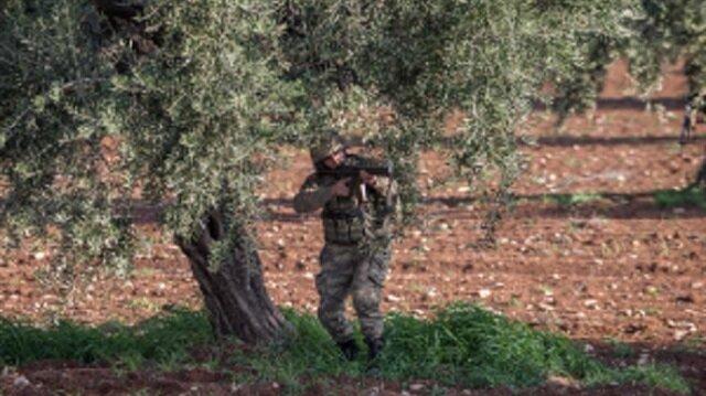 استشهاد 3 جنود أتراك بانفجار عبوة ناسفة أثناء إزالة الألغام بعفرين