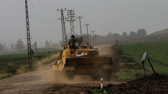 Afrin'de 4 köy terörden temizlendi