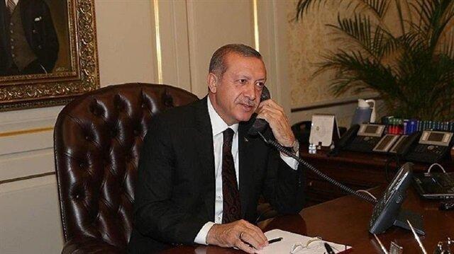 إتصال هاتفي بين الرئيس التركي ونظيره الألماني