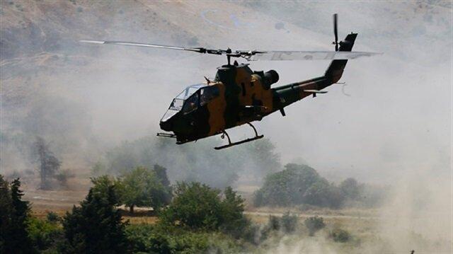 الجيش التركي يحيّد 3 إرهابيين من